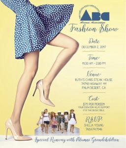 ABC Fashion Show